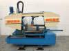 435mm Semi Automatic Double Column, Swivel Frame Horizontal Bandsaw.  Manufactured 2001