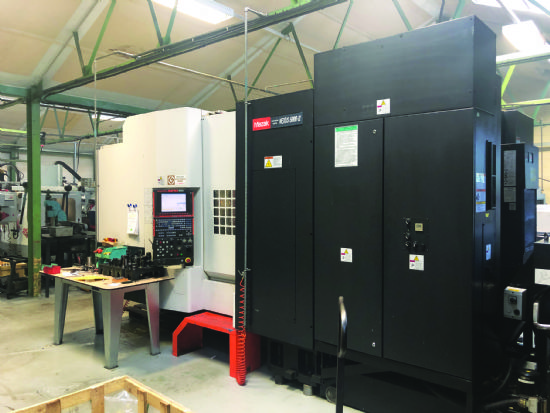 Twin 500 pallet, 