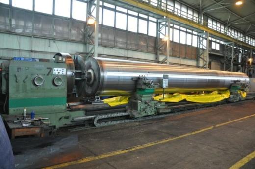 Make: poreba Type: heavy-duty-roll-lath Model: TCG 160 4m Centre distance (mm): 4000 Max swing o