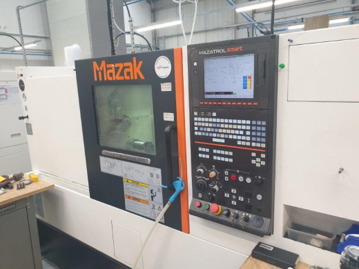 Mazak Quick Turn Smart 200, 2012 , Ser No 237072, Mazatrol Smart Control, BB208 Kitagawa Chuck, Tool