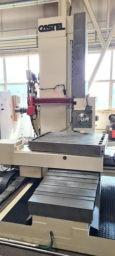 Year 1985/2006  Control Heidenhain iTNC 530  Spindle diameter: 100 mm  Travel X axis: 2000 mm  T