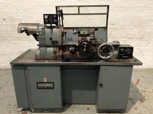 Manufacturer: HARDINGE Model:  [Ref: J33818]