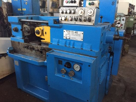 Rebuilt in 2004