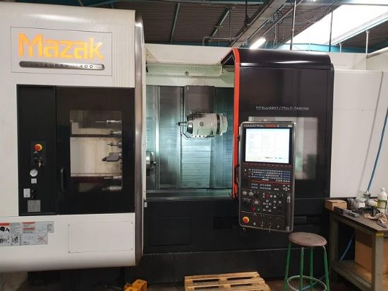 Hours of mandrel : 2700   CNC Control MATRIX 2  Equipped with : Swarf conveyor CONCEP 2000 Thr