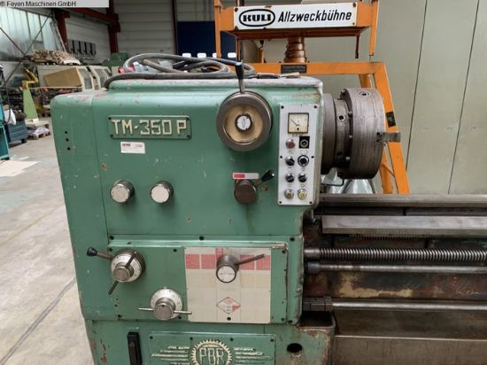 Equipped with: